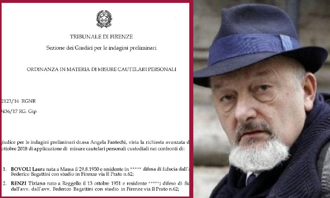 PER I GENITORI DI RENZI CHIESTO PROCESSO ANCHE PER BANCAROTTA FRAUDOLENTA