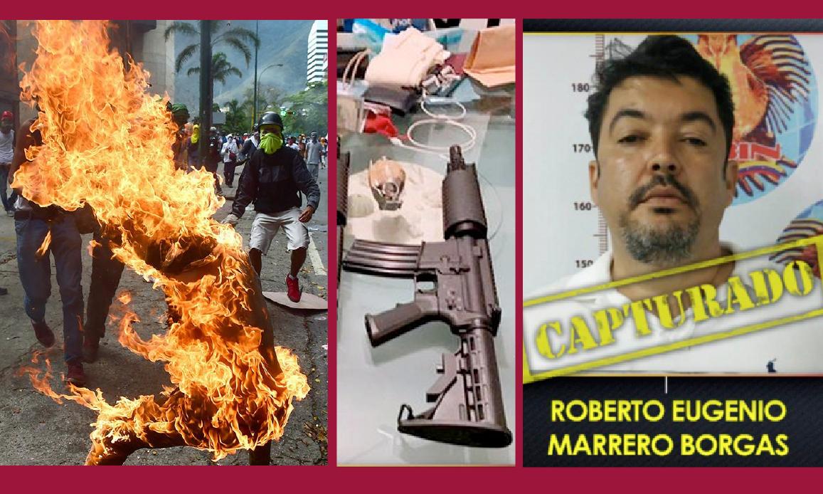 VENEZUELA: ARRESTATO PER TERRORISMO IL BRACCIO DESTRO DI GUAIDO'