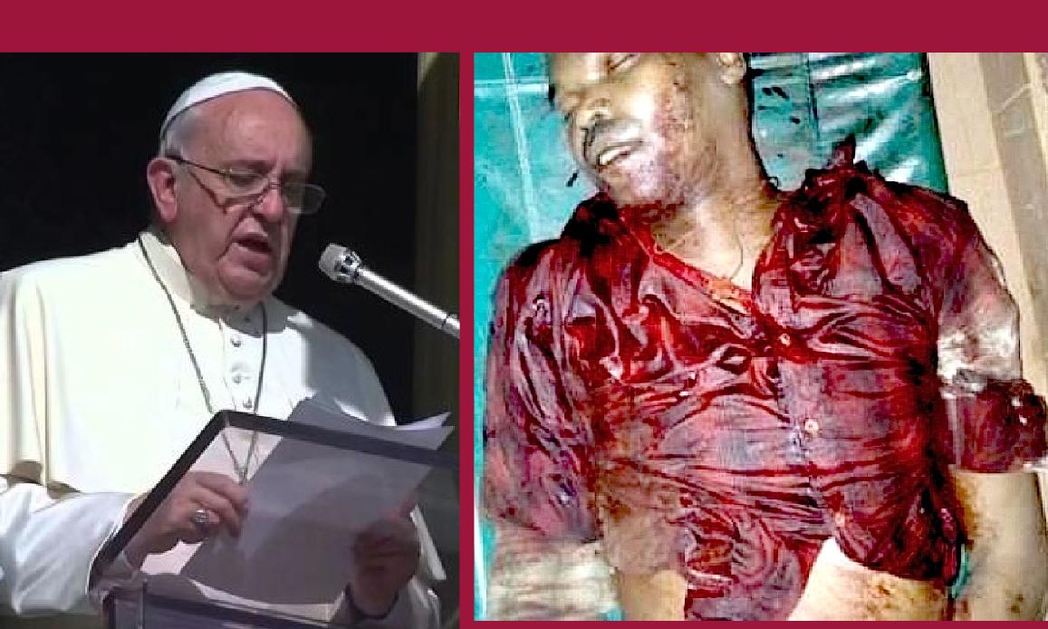NIGERIA: STRAGE DI CRISTIANI, UCCISI 2 PRETI. IL PAPA: «ATTENTATI DISUMANI»