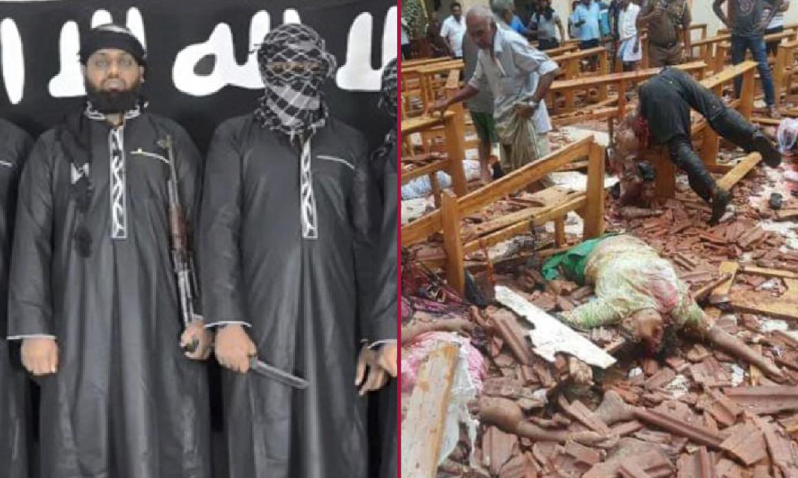 JIHADISTI ISLAMICI – TERRORISTI – STRAGI