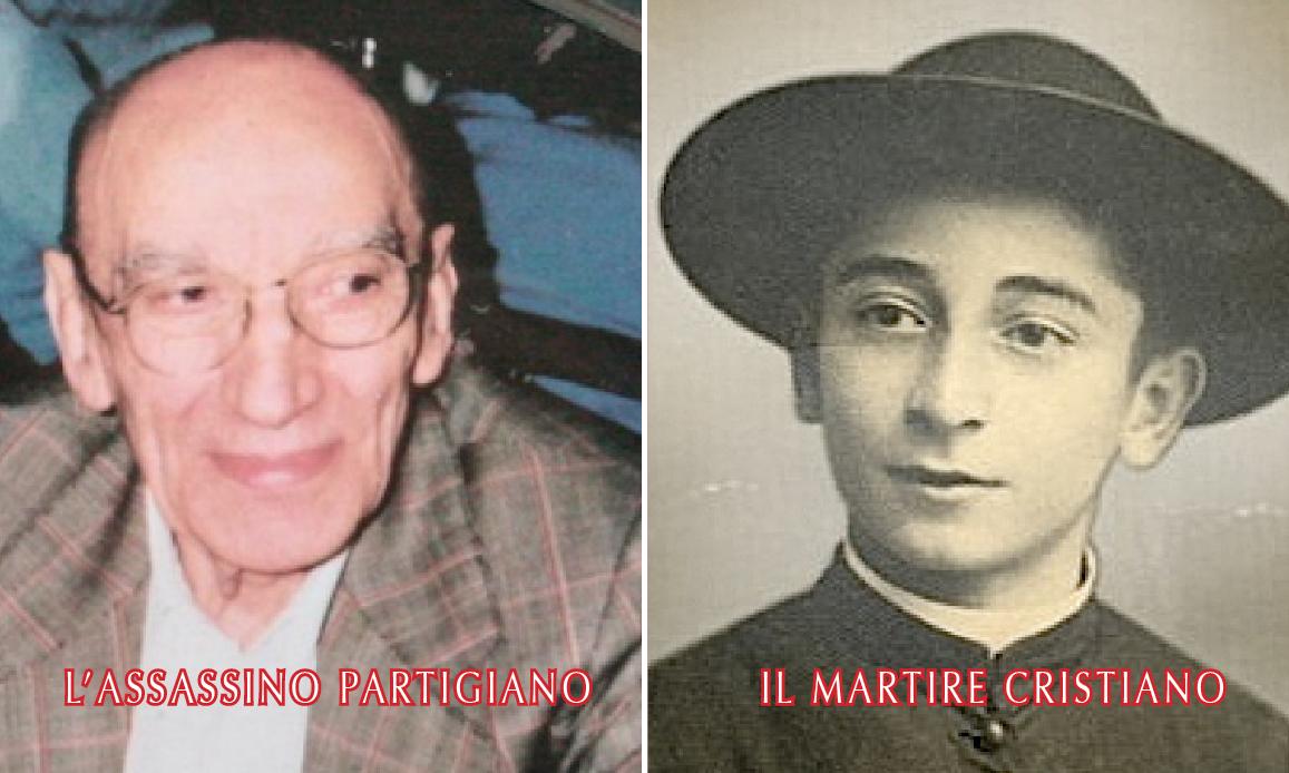 BEATO ROLANDO: A 14 ANNI MARTIRE CRISTIANO DEI PARTIGIANI ROSSI