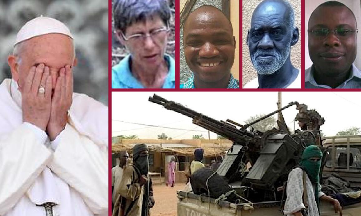 INFERNO SAHEL: JIHADISTI AFRICANI TRUCIDANO PRETI E CRISTIANI