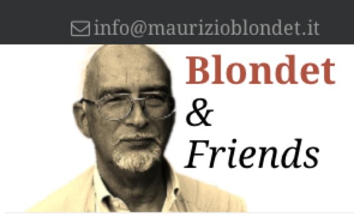 MAURIZIO & BLONDET Spy Story