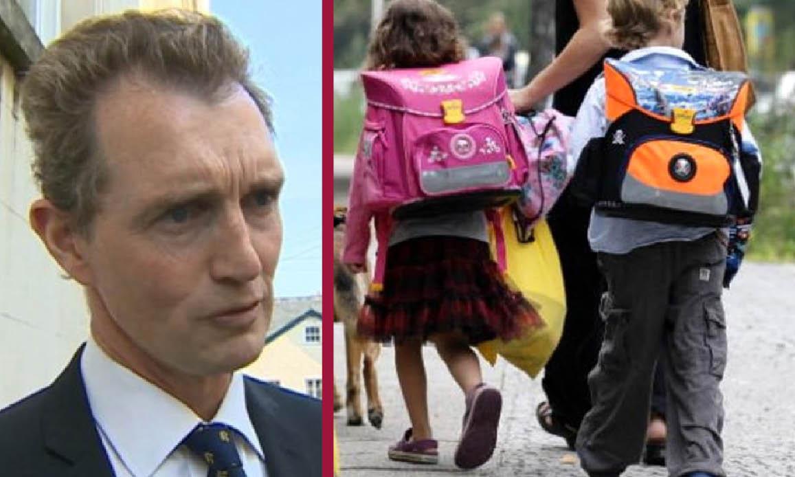 """REGNO UNITO: in 240 scuole lezioni di """"tocco sessuale' anche per i bambini di 6 anni"""