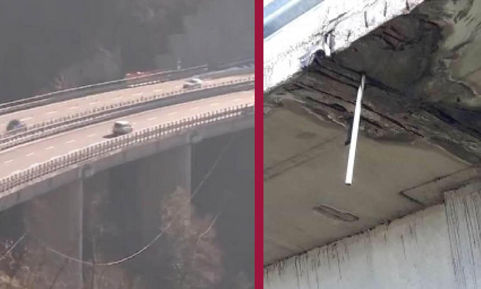 AUTOSTRADE, INTERCETTAZIONI SHOCK: «I report sui ponti? Te li inventi…»