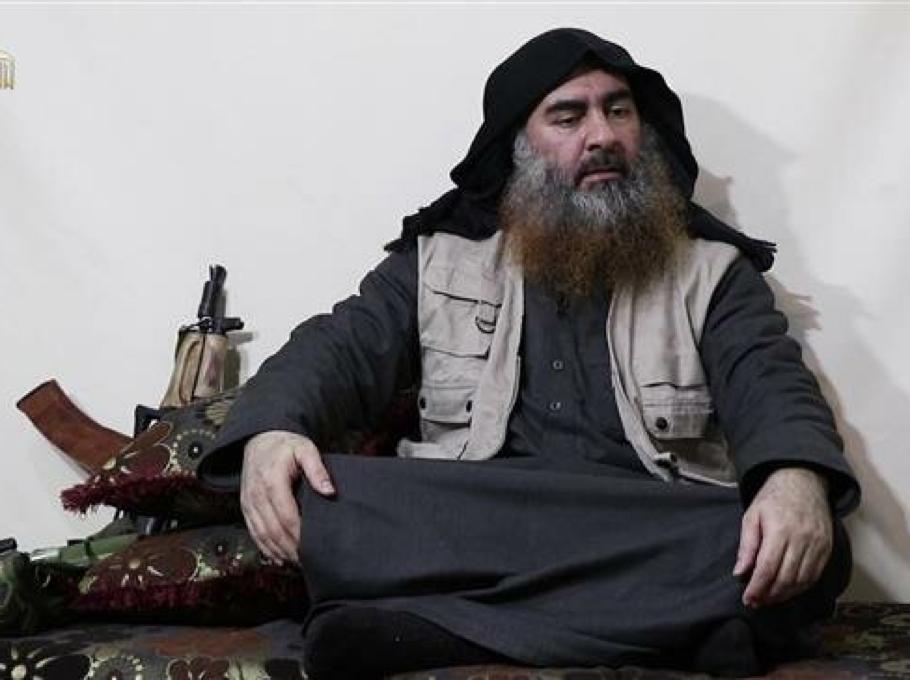 """Trump: """"Il califfo Isis Al Baghdadi si è fatto esplodere. Identificato dai resti!""""? Complotto in Iraq…"""