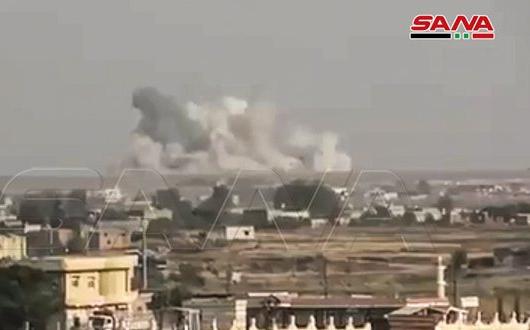 GUERRA SIRIANA – DIARIO MILITARE – breaking news in tempo reale