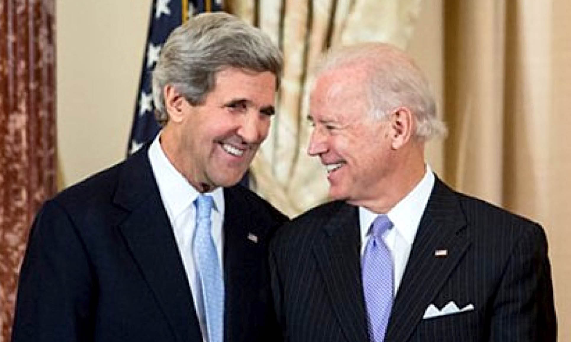 """UKRAINEGATE: SCOTTANTE """"MEMO"""" ACCUSA BIDEN E KERRY, già vice e segretario di Obama. Kiev riavvia l'inchiesta"""