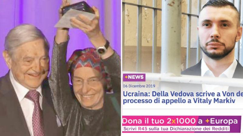 IL CLAN DI BONINO-SOROS IN DIFESA DEL MILIZIANO KILLER IN DONBASS: condannato per l'omicidio del reporter italiano