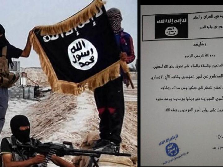 """TOP SECRET FILES: """"L'ISIS MANDA TERRORISTI IN EUROPA CON L'AIUTO DEGLI 007 TURCHI"""". Sotto il naso della Nato"""