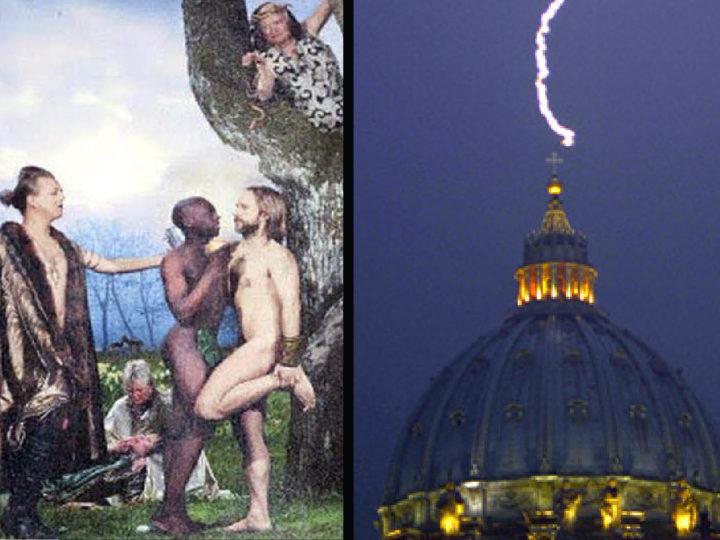 """""""LA SODOMIA NON E' PIU' ABOMINIO"""": La Pontificia Commissione Biblica rinnega la Bibbia. Ma Ravasi scriveva altro…"""