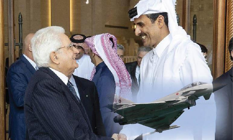LOBBY ARMI – 4. Italia e UK nelle mani dei Fratelli Musulmani del Qatar: soci Rothschild e finanziatori di Jihadisti