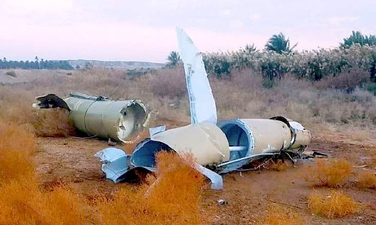 I missili iper-tecnologici dell'Iran a segno contro le basi Usa in Iraq. Voli sospesi