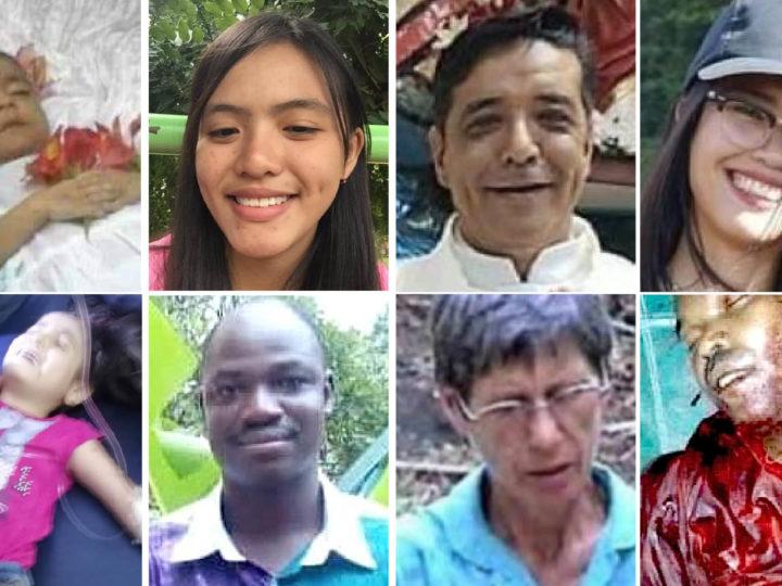 OLOCAUSTO CRISTIANO: Tragedie, nomi, volti tra i 2.983 martiri del 2019. Stragi in aumento
