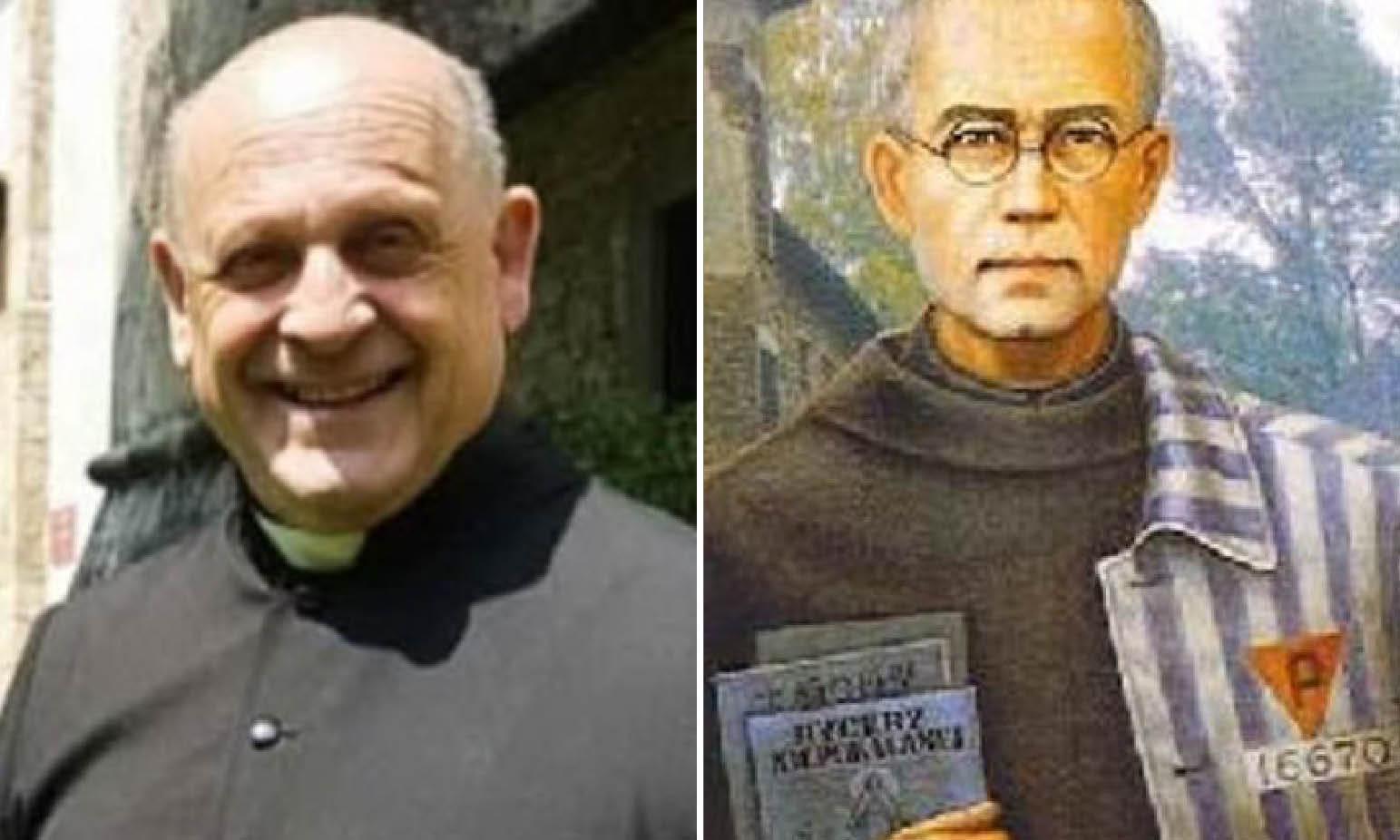 CoronaVirus. Prete rinuncia al Respiratore: Muore dando la Vita a un Altro come padre Kolbe nel lager Nazista