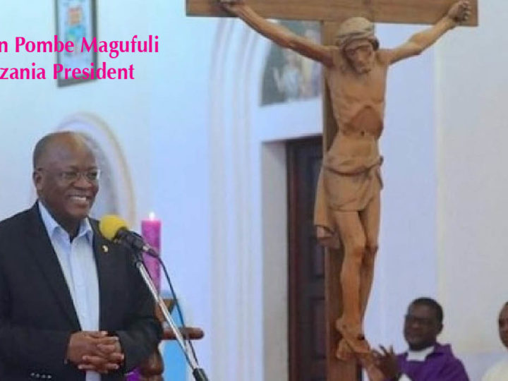CORONAVIRUS: IN TANZANIA SI COMBATTE CON LE SANTE MESSE. Dove la Scienza brancola, la Croce risplende