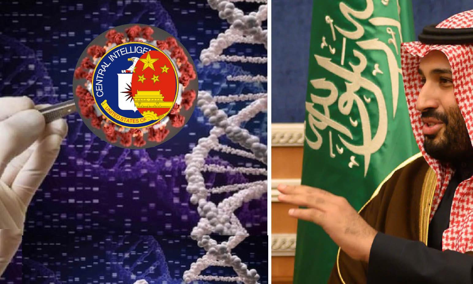 WUHAN-GATES – 1. INTRIGHI D'ORO BIOARMA-VACCINI tra Cina, Usa-CIA, Sauditi e Big Pharma J&J – GSK