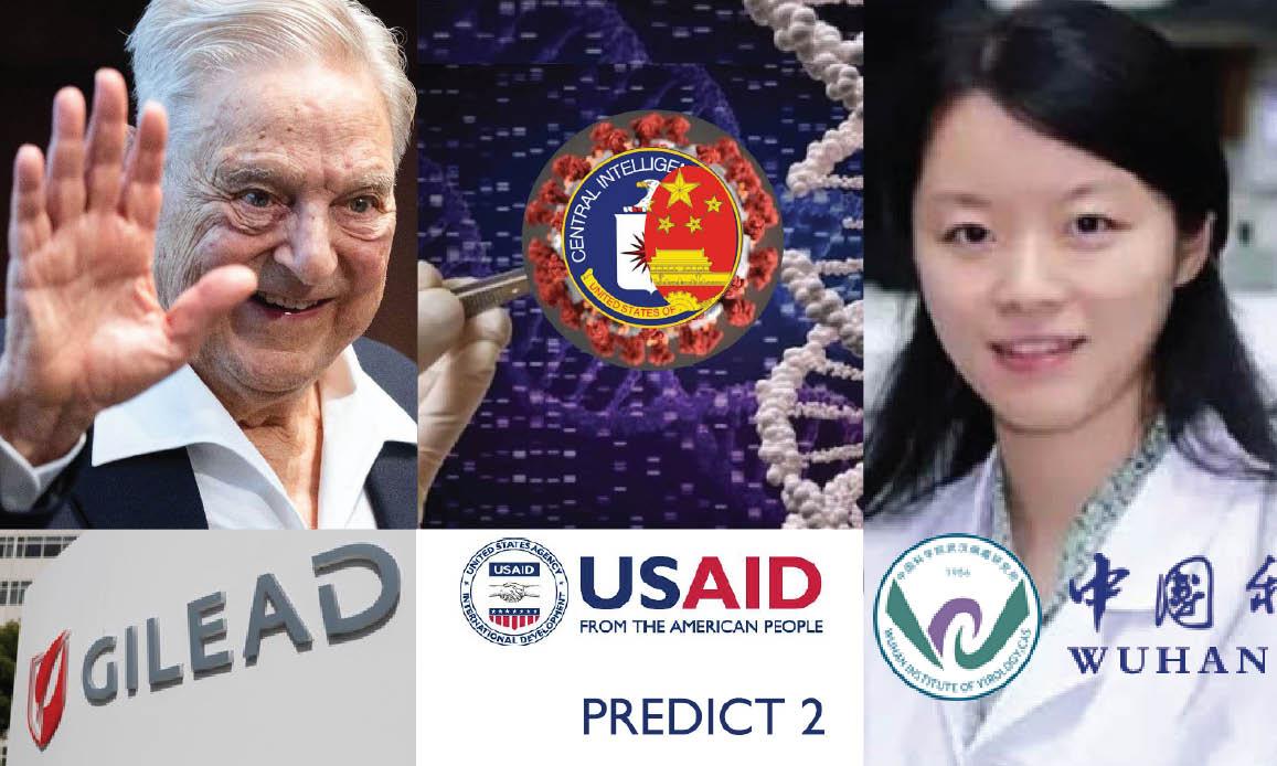 WUHAN-GATES – 5. GILEAD Antivirale-Boom in Borsa grazie a OMS, Cinesi e Soros. Bio-Armi Killer con CIA e Pentagono