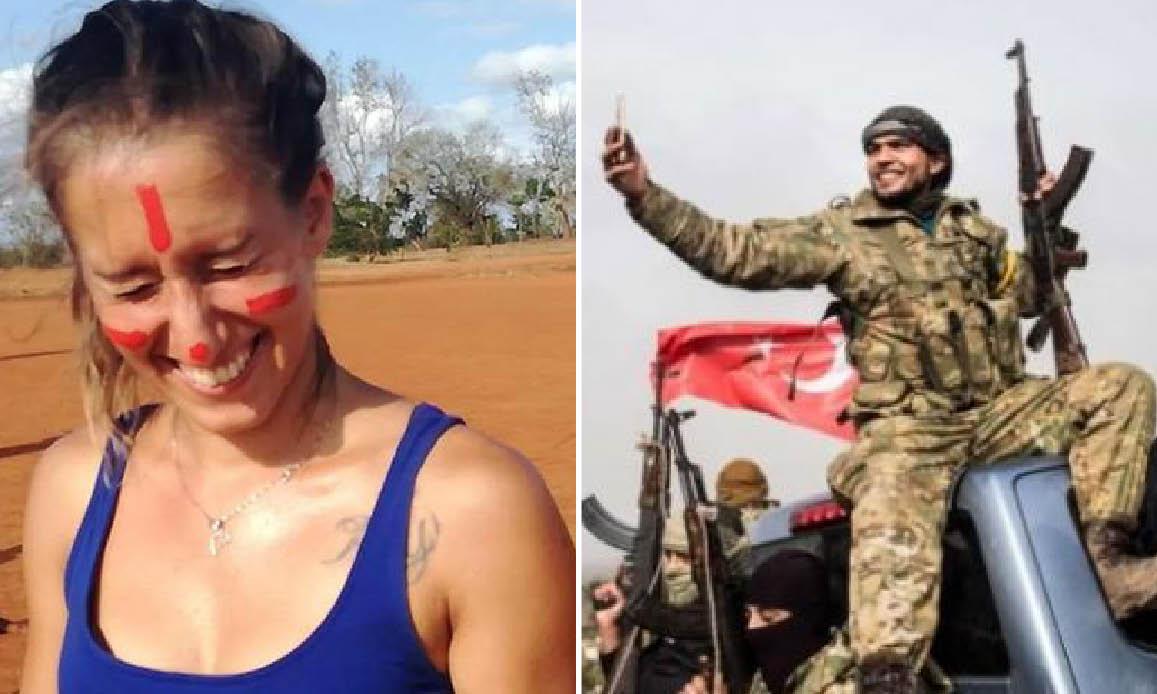 SILVIA ROMANO LIBERA! Grazie all'intelligence italiana… E agli 007 turchi amici dei Jihadisti