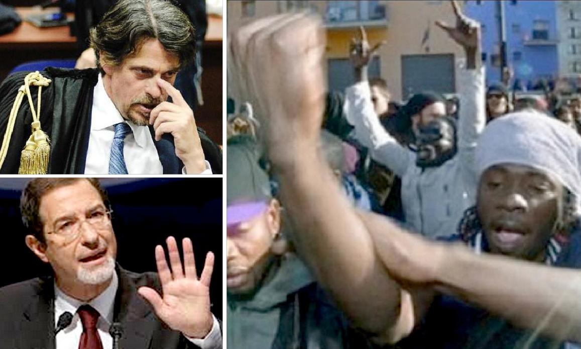 """MIGRANTI: ALLARME SICUREZZA E TERRORISMO DAL PM ANTI-SALVINI. Ma il Governo fa """"guerra"""" a Musumeci e alla Sicilia"""