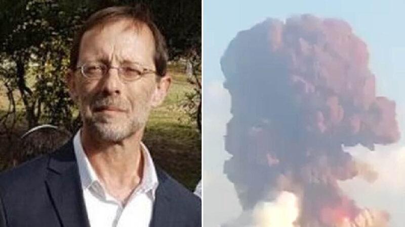 """BEIRUT: DEEP STATE Affossa il Governo Sciita-Cristiano. Ex Parlamentare Sionista: """"Esplosione come Bomba Nucleare. Spero sia stato Israele"""""""