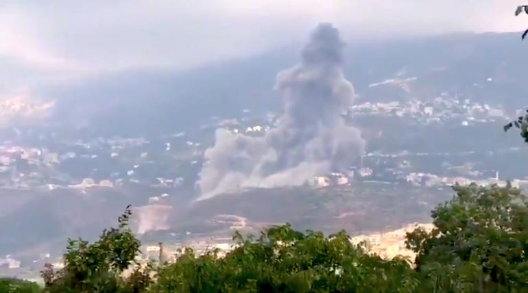 ALTRA DEVASTANTE ESPLOSIONE IN LIBANO: Sospetto attacco Israeliano contro gli Hezbollah