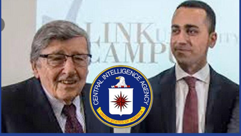 """LINK, UNIVERSITA' DI ROMA PER """"007"""": Usata da CIA e Di Maio, fondata dall'ex Ministro dei fondi neri SISDE. Sotto inchiesta per lauree facili ai poliziotti e affari loschi"""