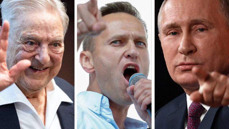 NAVALNY, L'AGENTE RUSSO DI SOROS E IL MISTERO NOVICHOCK. Dalla Bielorussia intercettazioni sul complotto polacco-tedesco ma il veleno uccide meno del SARS-2