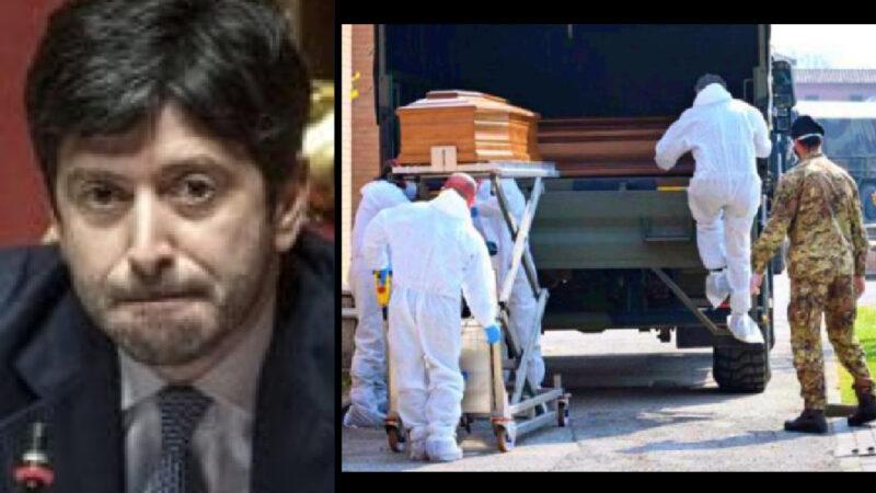 """COVID-19: AUTOPSIE VIETATE DAL MINISTRO SPERANZA. Il """"lockdown della scienza"""" occulta le vere causa delle morti"""