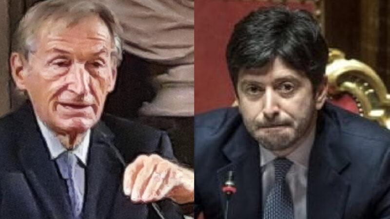 """156 MEDICI """"PRO VITAMINA D ANTI-COVID"""" BOCCIATA DA SPERANZA. """"Ignorati 300 studi"""" accusa il prof. Isaia. Con lui Noti Primari e Accademici"""