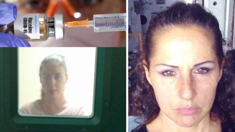 """""""MIA FIGLIA NON E' UNA CAVIA UMANA PER IL VACCINO ANTI-COVID"""". Madre di Firenze contro la Vaccinazione della giovane reclusa in Comunità Psichiatrica"""