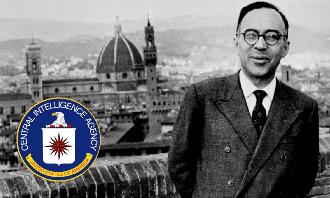 LA PIRA, IL SINDACO SANTO DI FIRENZE NEL MIRINO DELLA CIA. Una spy-story tra Italia, Russia, Vaticano e Usa