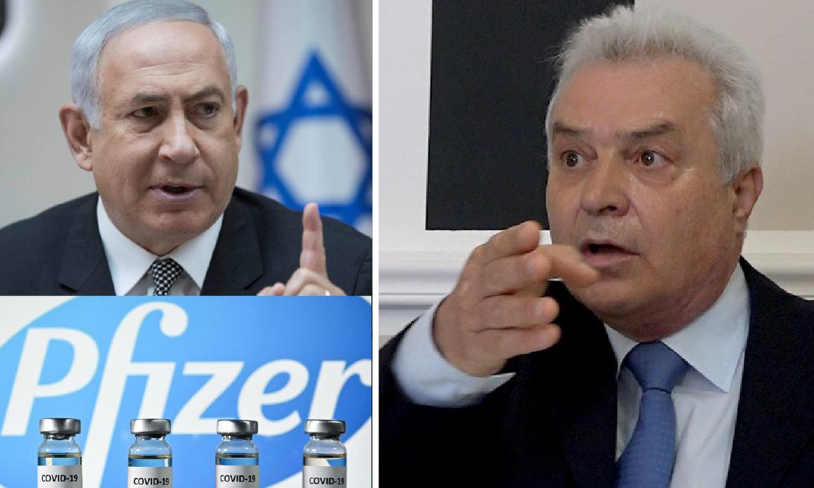 VACCINI IMPOSTI IN ISRAELE: PRIMO ROUND A OMV DEL GIUDICE GIORGIANNI. Il Tribunale dell'Aja indaga per Violazione del Codice di Norimberga