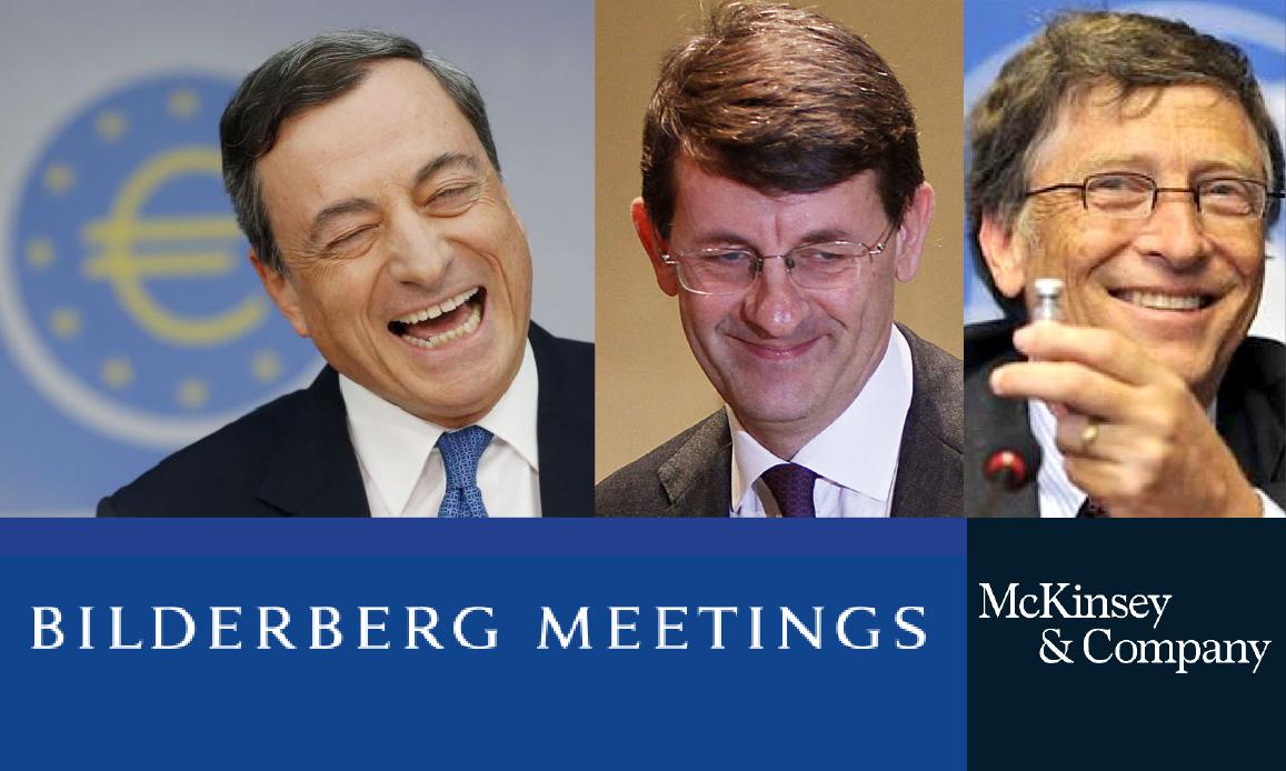 NWO CONTRO L'ITALIA – 5. In mano a McKinsey-Gates anche i 209 miliardi del piano UE Next Generation