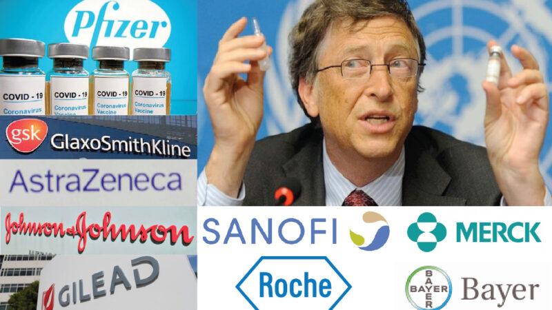WUHAN-GATES – 32. BILL III: IMPERATORE DI VACCINI nel Cartello Big Pharma