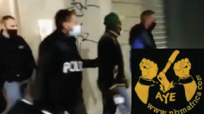 MAFIA NERA: LA POLIZIA ARRESTA 30 BLACK AXE. Ma i Club di Migranti Nigeriani dilagano in Italia deridendo Vaticano e politici