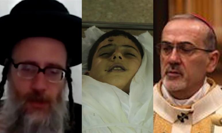 EBREI ORTODOSSI ANTI-SIONISTI E CRISTIANI CONTRO LA GUERRA DI BIBI. Strage di bambini a Gaza. (aggiornamenti)
