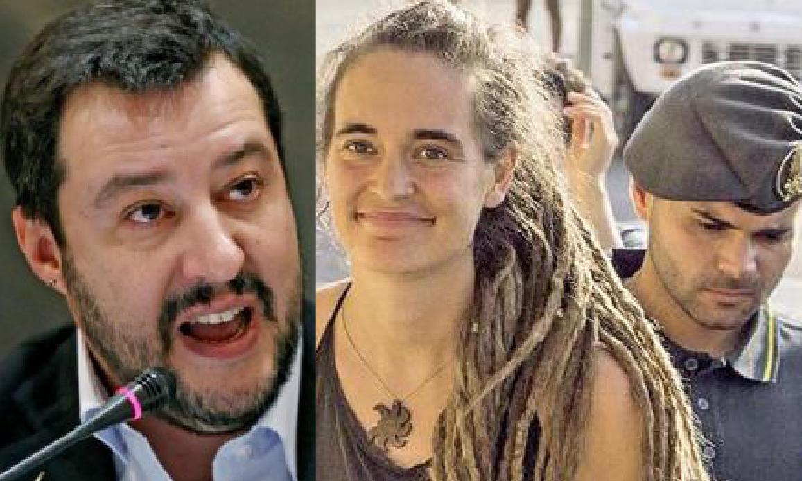 MIGRANTI, SALVINI PROSCIOLTO A META', RACKETE DEL TUTTO: Speronare Motovedetta della Finanza non è reato!