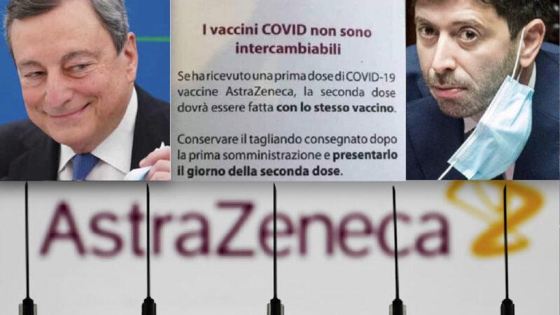 """ITALIANI CAVIE DI SPERANZA!DOPO L'OK DI AIFA AL """"MIX VACCINI NON TESTATO"""" SI CAMBIA ANCORA. AstraZeneca va bene per chi lo Desidera!"""