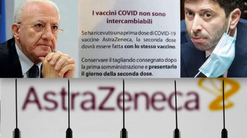 """ITALIANI CAVIE DI SPERANZA!OK DI AIFA AL """"MIX VACCINI NON TESTATO"""". Ma Allerta Medici sui Rischi del """"Cocktail"""" coi mRNA """"Vietato"""" da AstraZeneca"""