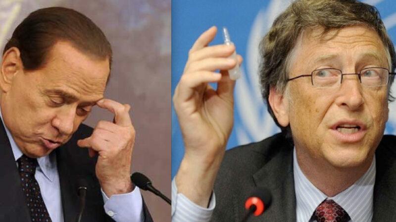 BERLUSCONI STA CON GATES! Forza Italia Vuole Vaccini Obbligatori a Scuola. Depositato Ddl della senatrice Ronzulli