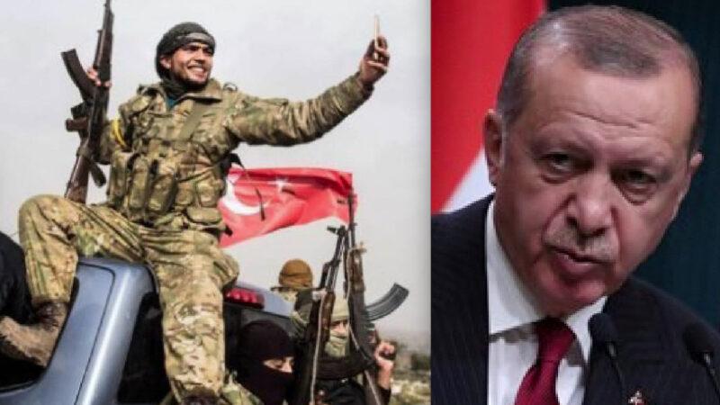 L'IMPERO OTTOMANO PUÒ RISORGERE GRAZIE AGLI USA. Jihadisti della Turchia dalla Siria all'Afghanistan