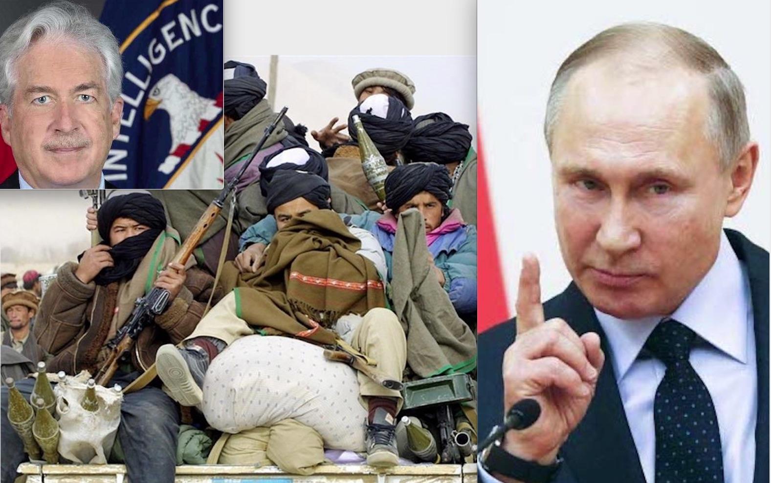 """ESODO DEL TERRORISMO ISLAMICO SOTTO IL NASO DELLA CIA. """"Isis e Al Qaeda tra Migranti Afghani"""". Allarme di Putin confermato da Volo Usa in Qatar"""