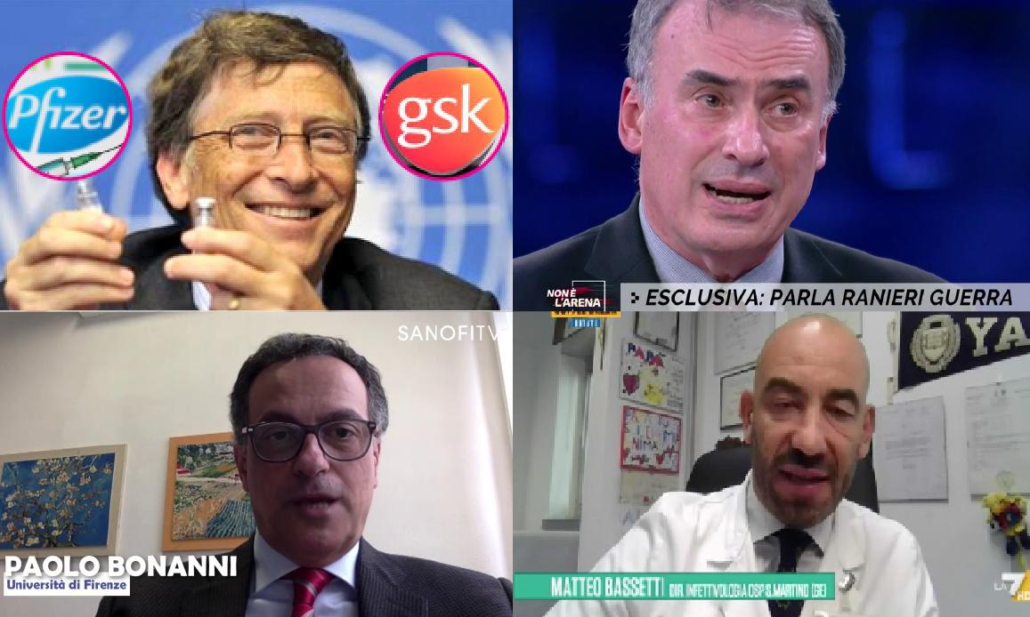 """""""VACCINI COVID PRESTO PURE AI NEONATI!"""" Diktat di Pediatri e Medici Sponsorizzati da Pfizer-GSK di Gates"""