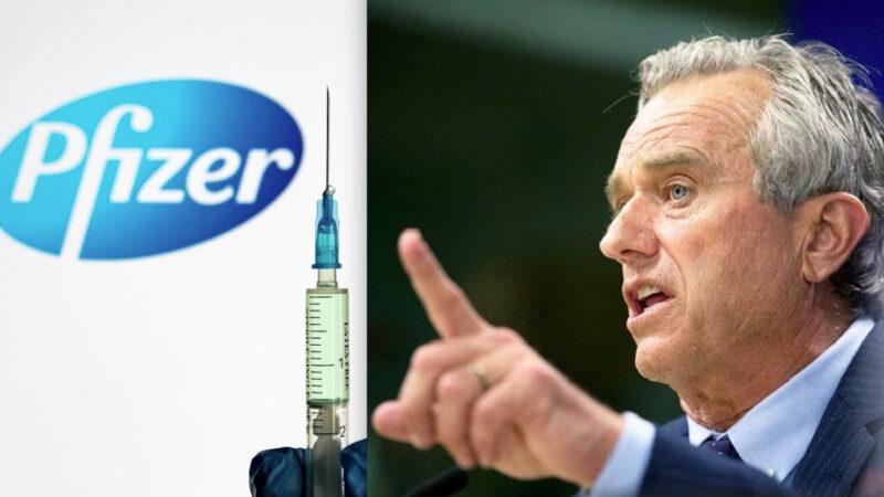 """KENNEDY CONTRO L'OK FDA AL VACCINO PFIZER: """"Abolito il Processo Pubblico, Svelata la Corruzione"""""""