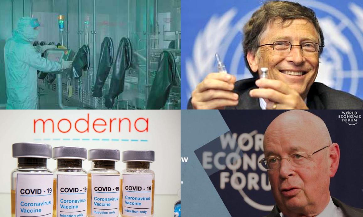 """""""ACCIAIO INOX NEI VACCINI MODERNA"""" DI GATES E SCHWAB. Contaminazione Confermata in Spagna: Dosi da Buttare in Giappone. Incognita UE"""