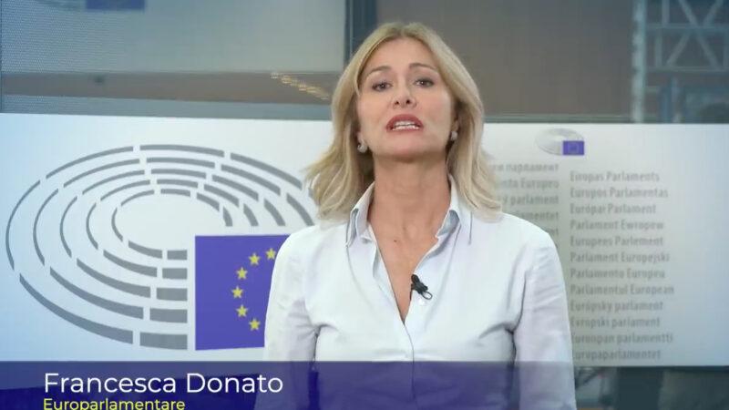"""GREEN PASS: L'EURODEPUTATA DONATO (EX LEGA) GUIDA LA RIVOLTA: """"Disobbedire a Ordini Antidemocratici significa Difendere la Democrazia"""""""