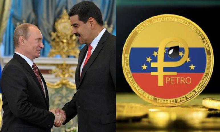 MADURO: L'ASSAD LATINO FA PAURA COL PETROCOIN