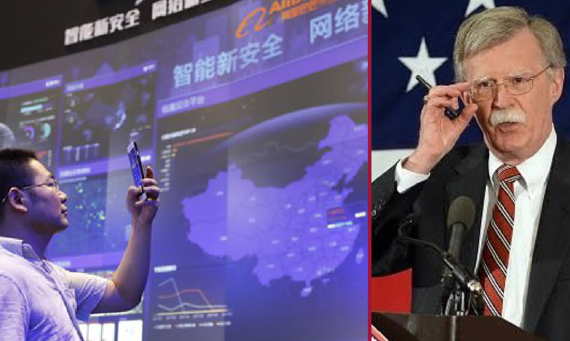 THE BIGGEST CYBER WAR: US AGAINST CHINA AND RUSSIA
