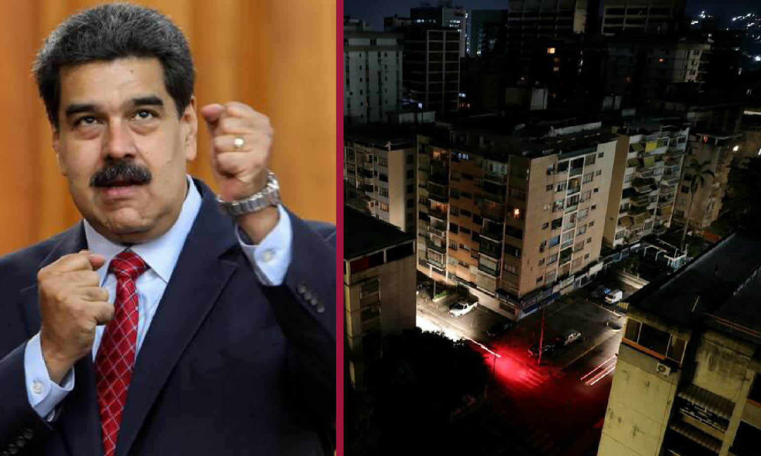 ELECTROMAGNETIC ATTACK: ANOTHER BLACKOUT IN VENEZUELA
